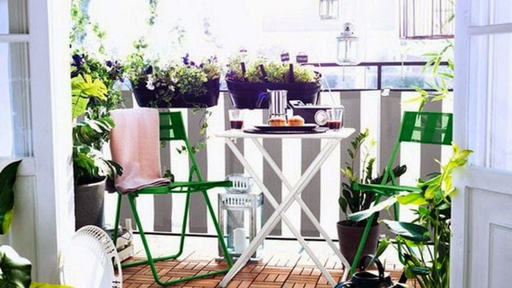 Fleurur son balcon avec style