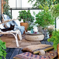 Créer un jardin de ville sur son balcon